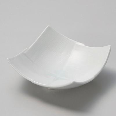 業務用食器 青地市松彫3.5鉢 11×11×6�