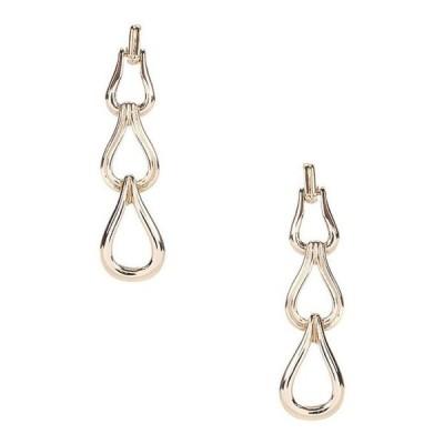 アンクライン レディース ピアス・イヤリング アクセサリー Link Linear Earrings