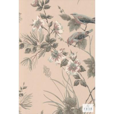 輸入壁紙 おしゃれ 花柄 THE BLOOMING HOUSE7 1601-100-02