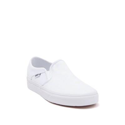バンズ レディース スニーカー シューズ Asher Slip-On Sneaker CHECKERBO
