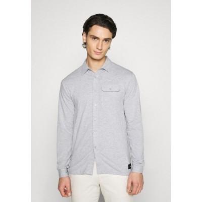 ノミナル  シャツ メンズ トップス Shirt - grey