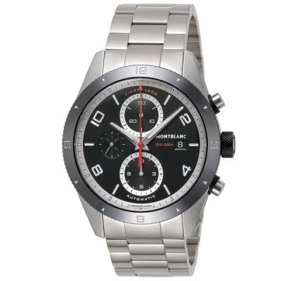 モンブラン MONTBLANC TIMEWALKER メンズ 時計 腕時計 並行輸入   自動巻 ブラック 116097