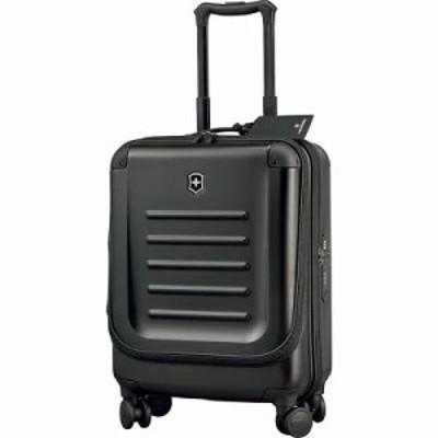 ビクトリノックス スーツケース・キャリーバッグ Spectra 2.0 Dual-Access Global Carry-On Black