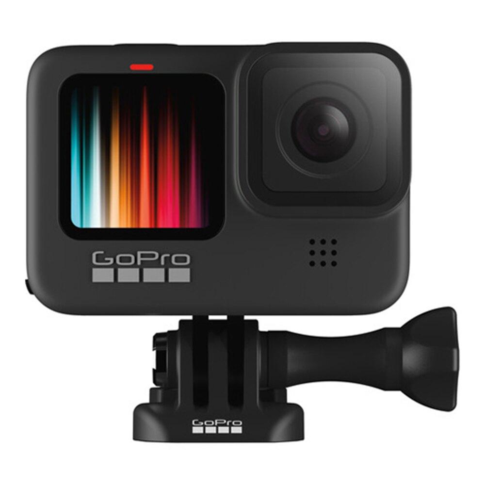 ..  GoPro HERO9 Black CHDHX-901 運動攝影機 + GoPro ADDBD-001 雙電池座充 套組 公司貨