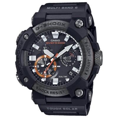 ジーショック G-SHOCK 腕時計 FROGMAN カーボンコンポジット スマホリンク電波ソーラーMウォッチ GWF-A1000XC-1AJF ギフトラッピング無料