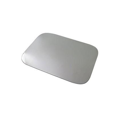 BRIGHTZ スカイライン V36 4ドア 超鏡面ステンレスメッキフューエルリッドカバー 【 FUELLID-035 】 CKV36 KV36 NV