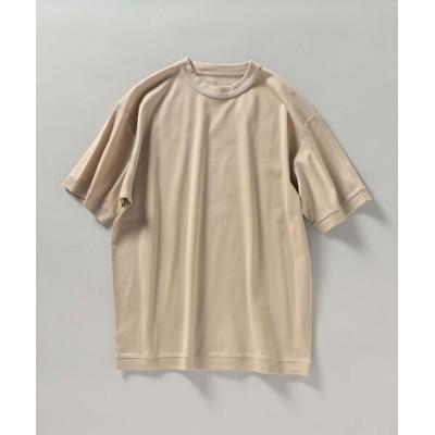 tシャツ Tシャツ SHIPS: マーセライズド ジャージー クルーネック Tシャツ