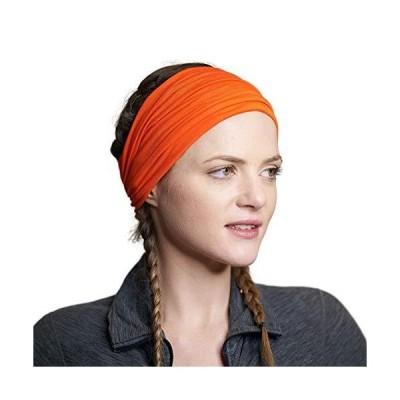 Red Dust アクティブエクササイズ&ファッションバンダナ ? ストレッチ ヨガ ランニング 旅行 ジムでのワークアウトに最適 ? 柔らかい竹とス