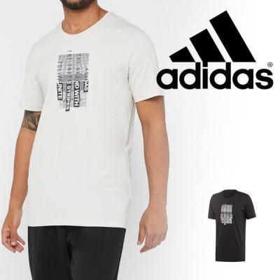 特価 アディダス メンズ Tシャツ 半袖 フォトグラフィック MUSTHAVES Adidas FTF49