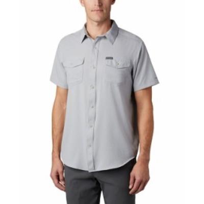 コロンビア メンズ シャツ トップス Men's Utilizer Classic Fit Performance Shirt Columbia Grey