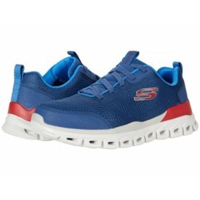 SKECHERS スケッチャーズ メンズ 男性用 シューズ 靴 スニーカー 運動靴 Glide Step Navy/Blue【送料無料】
