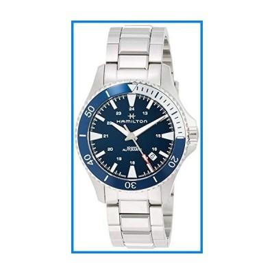 (輸入品)Hamilton H82345141 Khaki Navy Scuba Auto Men's Watch 40mm Stainless Steel