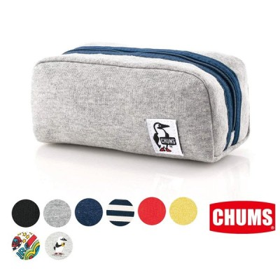 チャムス CHUMS正規品 ハリケーンポーチ スウェット 小物入れ デジカメケース 化粧ポーチ ペンケース スマートフォン スマホ CH60-2704