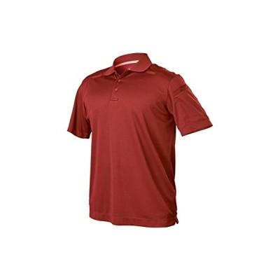 海外正規品 並行輸入品 アメリカ直輸入 30RH00BK BLACKHAWK Men's Range Polo Short Sleeve Polyest