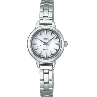 【送料無料!】セイコー WIRED ワイアード 婦人 時計 AGED108  ホワイト WH 【SEIKO】