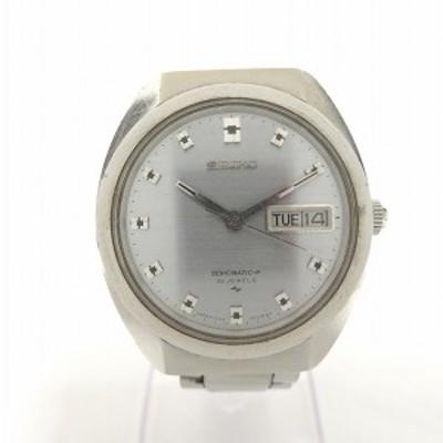 セイコー セイコーマチックP 5106-7010 自動巻 時計 腕時計 メンズ【中古】