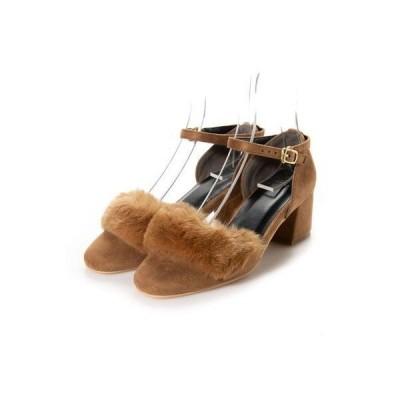 オフオン アウトレット OFUON outlet 靴 (キャメル)