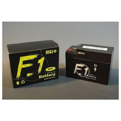 F1バッテリー F1Battery F1バッテリー FTR4A-5 HONDA ライブ Dio チェスタ A-AF35 始動方式セル
