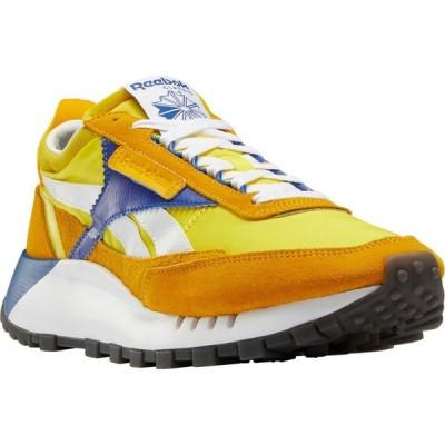 リーボック REEBOK メンズ スニーカー シューズ・靴 CL Legacy Sneaker Gold/Yellow