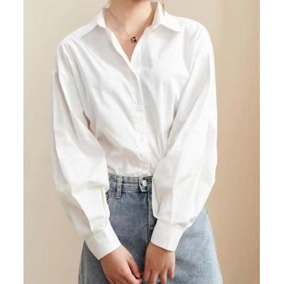Ranan / ランタンスリーブシャツ WOMEN トップス > シャツ/ブラウス