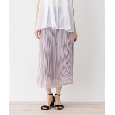 ZAMPA(ザンパ) アコーディオンプリーツロングスカート
