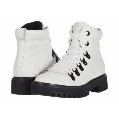 クーガー ブーツ&レインブーツ シューズ レディース Nash Waterproof White Leather
