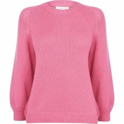 ベルベット グラハムandスペンサー Velvet レディース ニット・セーター トップス Yara Knitted Jumper Rose