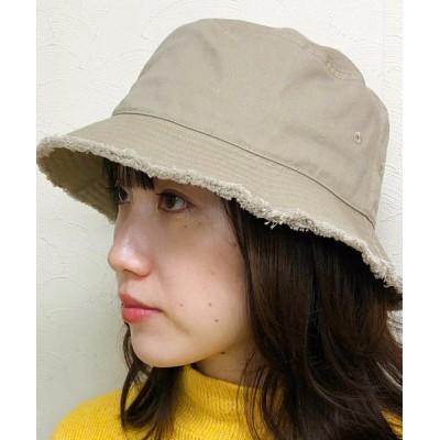 yield / 【Basiquenti】Furinge Bucket Hat BCL-U11674 MEN 帽子 > ハット