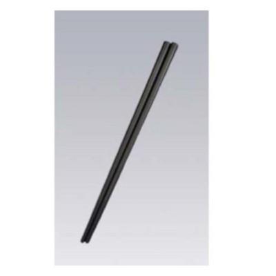 箸 SPS箸六角  22.5CM 黒日本製 業務用