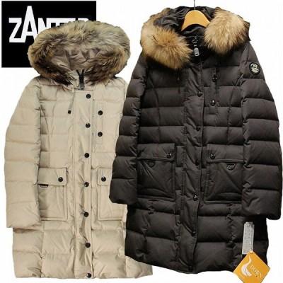 ZANTER JAPAN ザンタージャパン ダウンジャケット 南極観測隊 レディース COLOBANTHUS QUITENSIS ZANTER1003 Half Coat 10月-11月発売先行予約