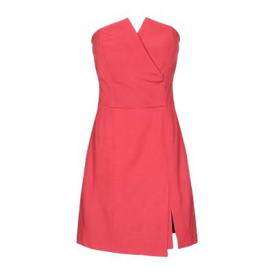 ピンコ PINKO ミニワンピース&ドレス レッド 40 アセテート 57% / レーヨン 41% / ポリウレタン 2% ミニワンピース&ドレス