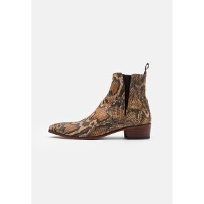 ジェフリーウェスト メンズ ブーツ&レインブーツ シューズ CARLITO  - Classic ankle boots - thai natural thai natural