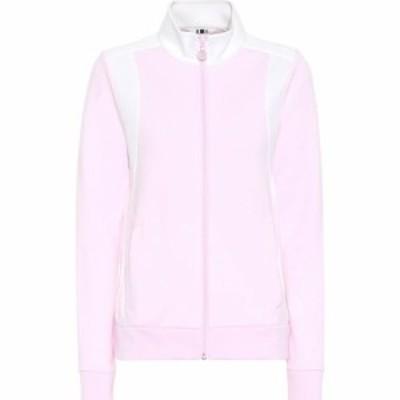 トリー バーチ Tory Sport レディース ジャケット アウター Cotton-blend jacket Cotton Pink