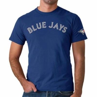 47 フォーティーセブン スポーツ用品  47 Toronto Blue Jays Royal Fieldhouse T-Shirt