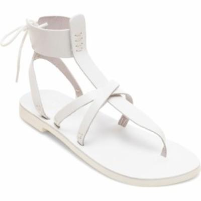 フリーピープル FREE PEOPLE レディース サンダル・ミュール シューズ・靴 Vacation Day Sandal White Leather