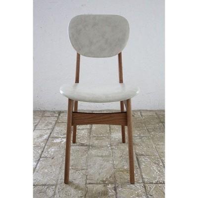 チェア Pin Chair びょう打ちホワイトPin-WH
