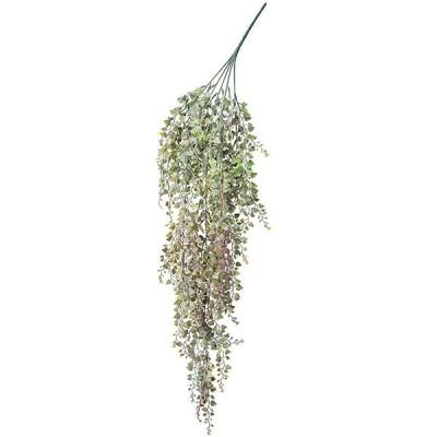プミラ ブッシュ 全長80cm 4本セット 人工観葉植物(造花 人工樹木 フェイクグリーン インテリアグリーン)