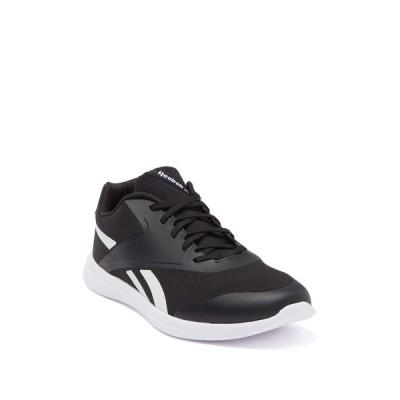 リーボック メンズ スニーカー シューズ Stridium Sneaker BLACK/WHIT