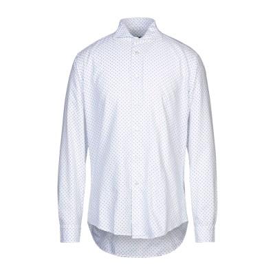 ブライアン デールズ BRIAN DALES シャツ ホワイト 43 コットン 100% シャツ