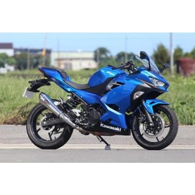 アールズギア  r's gear    4582329788204 ワイバンリアルSP S/O タイプR TI Ninja250 18- RK33-03RT