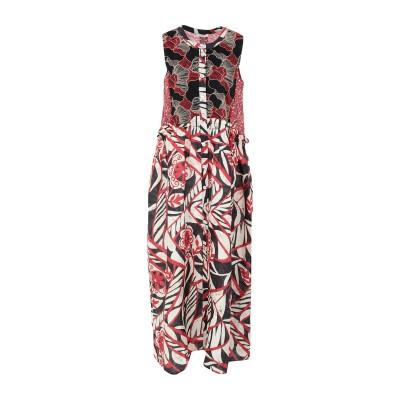 アンジュナ ANJUNA ロングワンピース&ドレス アイボリー XS リネン 95% / ポリエステル 5% ロングワンピース&ドレス