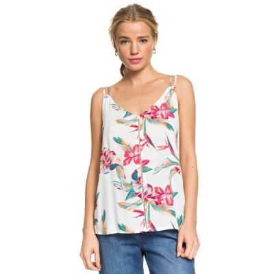 アウトレット価格 セール SALE セール SALE ロキシー ROXY  キャミソール GOT TO BE REAL Shirts Womens