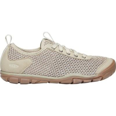 キーン Keen レディース シューズ・靴 Hush Knit CNX Shoes Plaza Taupe/Silver Birch