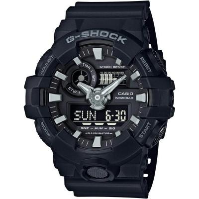 CASIO カシオ  G-SHOCK Gショック GA-700 Series(GA-700 シリーズ)GA-700-1BJF 腕時計