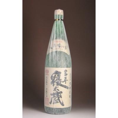 父の日 お酒 プレゼント ギフト 黒糖焼酎 3年寝太蔵 30度 1800ml 喜界島酒造 さんねんねたぞう