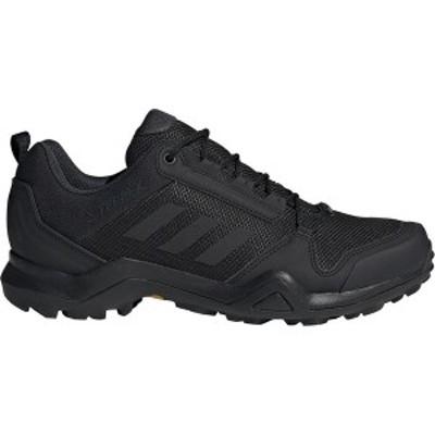 アディダス メンズ スニーカー シューズ Terrex AX3 GTX Hiking Shoe Black/Black/Carbon