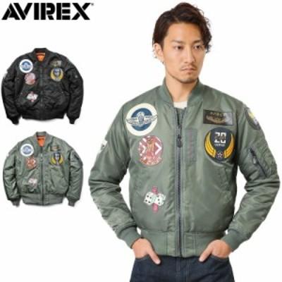 AVIREX アビレックス TOP GUN MA-1フライトジャケット 6152164【Cx】 / ミリタリー メンズ ポイント消化 男性 女性 プレゼント 大きいサ