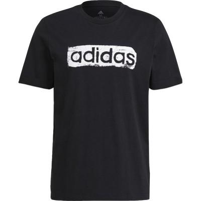 【アディダス特価】adidas アディダス 【特G】 M BRSHSTRK V4 グラフィックTシャツ 31438 BLK