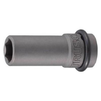 トラスコ中山 インパクト用ロングソケット(差込角12.7)対辺14mm  T414AL 【返品種別B】
