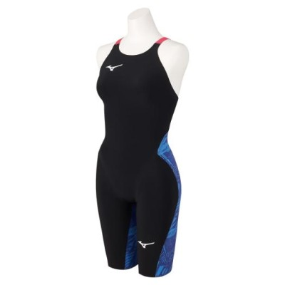 ミズノ 競泳用GX・SONIC NEO ハーフスーツ[レディース] 20リフレックスブルー L スイム 競泳水着 N2MG1705